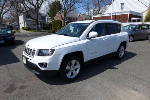 2015 Jeep Compass for sale at FBN Auto Sales & Service in Highland Park NJ