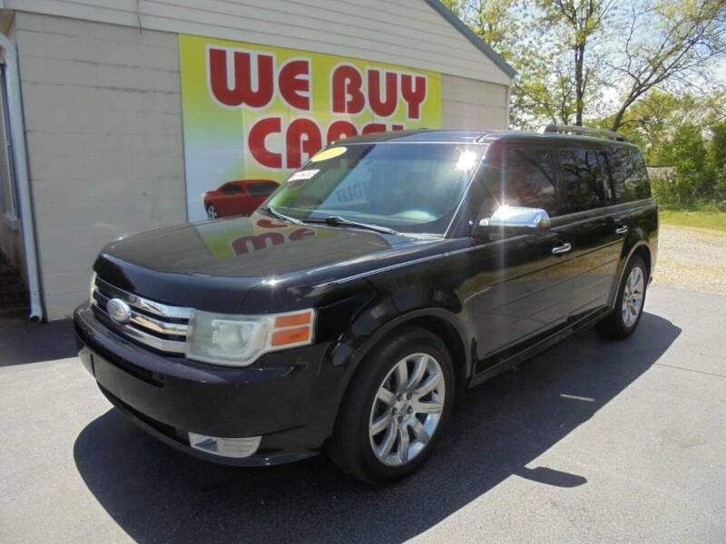 2012 Ford Flex for sale at Right Price Auto Sales in Murfreesboro TN