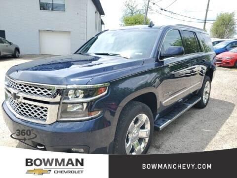 2018 Chevrolet Tahoe for sale at Bowman Auto Center in Clarkston MI