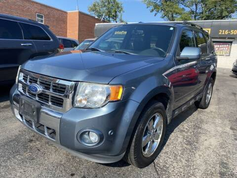 2012 Ford Escape for sale at DRIVE TREND in Cleveland OH
