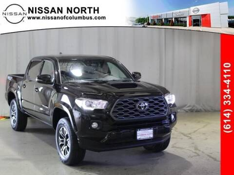 2020 Toyota Tacoma for sale at Auto Center of Columbus in Columbus OH