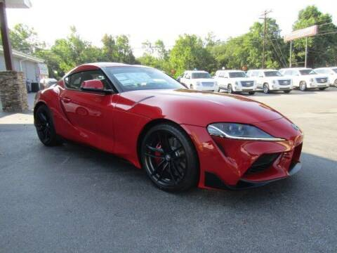 2020 Toyota GR Supra for sale at Specialty Car Company in North Wilkesboro NC