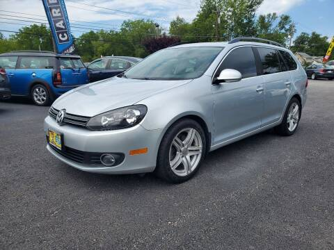 2012 Volkswagen Jetta for sale at AFFORDABLE IMPORTS in New Hampton NY