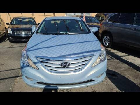 2013 Hyundai Sonata for sale at Ultra Auto Enterprise in Brooklyn NY
