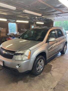 2008 Chevrolet Equinox for sale at Lavictoire Auto Sales in West Rutland VT