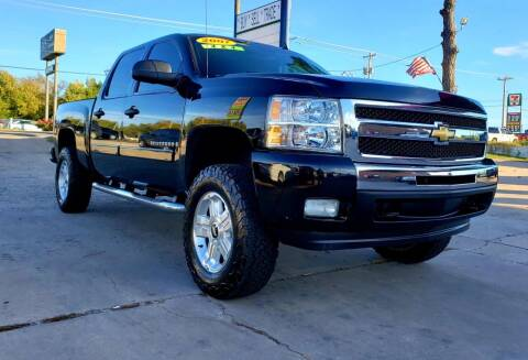 2007 Chevrolet Silverado 1500 for sale at AUTO BARGAIN, INC in Oklahoma City OK
