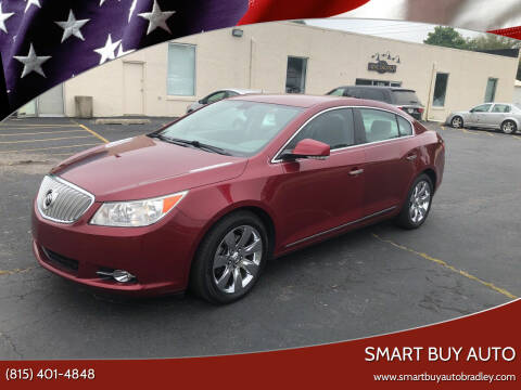 2010 Buick LaCrosse for sale at Smart Buy Auto in Bradley IL