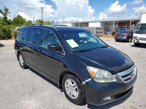 2007 Honda Odyssey for sale at Jamrock Auto Sales of Panama City in Panama City FL