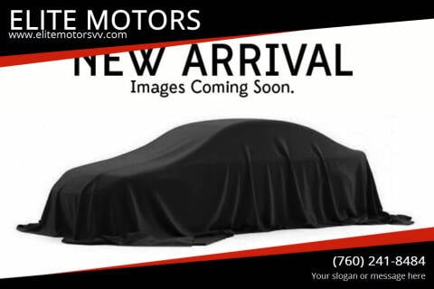 2008 Lexus IS 250 for sale at ELITE MOTORS in Victorville CA