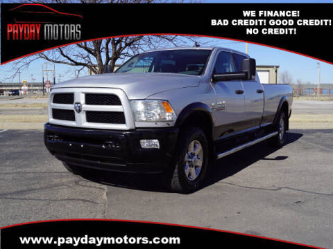 2014 RAM Ram Pickup 2500 for sale at Payday Motors in Wichita And Topeka KS