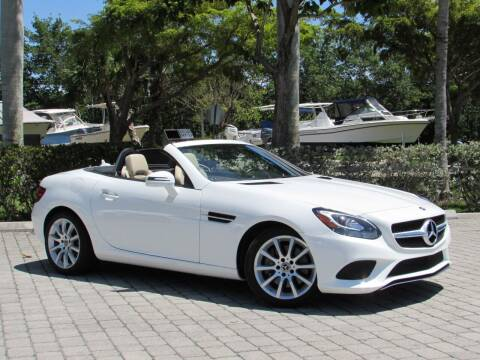 2018 Mercedes-Benz SLC for sale at Auto Quest USA INC in Fort Myers Beach FL