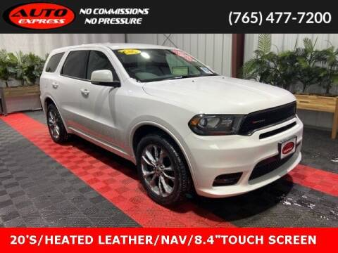 2020 Dodge Durango for sale at Auto Express in Lafayette IN