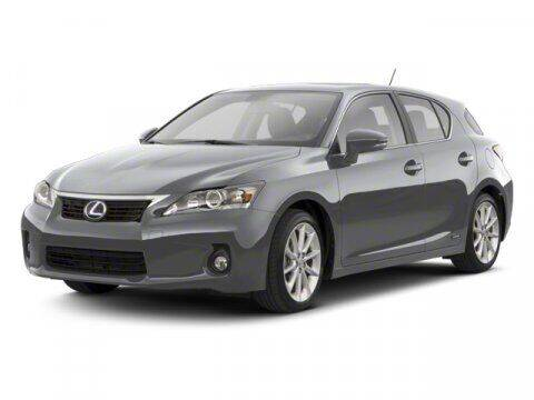 2013 Lexus CT 200h for sale at Stephen Wade Pre-Owned Supercenter in Saint George UT