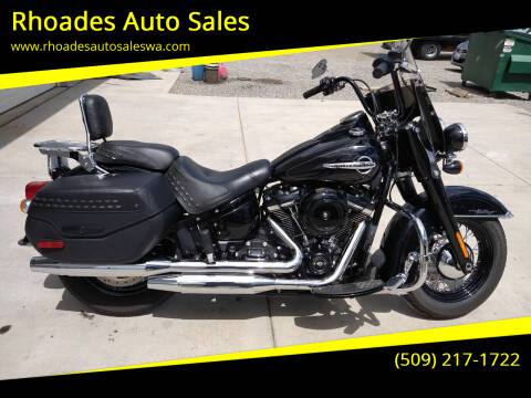 2019 Harley-Davidson Heritage for sale at Rhoades Auto Sales in Spokane Valley WA