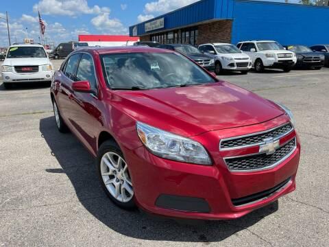 2013 Chevrolet Malibu Hybrid for sale at Daniel Auto Sales inc in Clinton Township MI