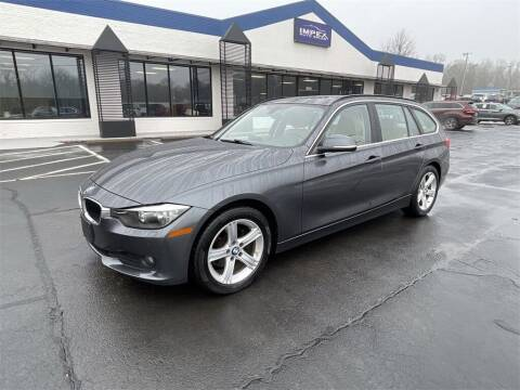 2015 BMW 3 Series for sale at Impex Auto Sales in Greensboro NC