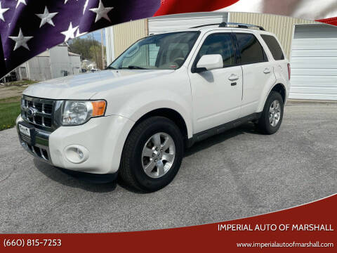 2010 Ford Escape for sale at Imperial Auto, LLC - Imperial Auto Of Slater in Slater MO