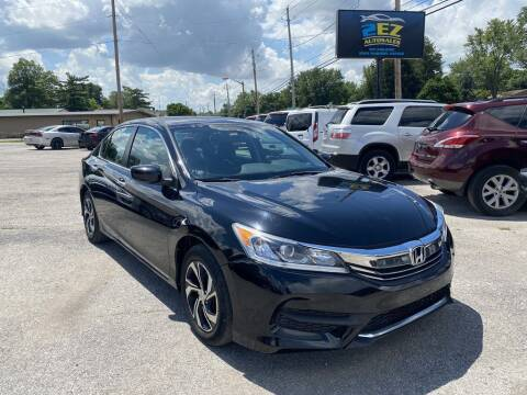 2016 Honda Accord for sale at 2EZ Auto Sales in Indianapolis IN