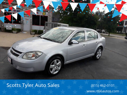 2008 Chevrolet Cobalt for sale at Scotts Tyler Auto Sales in Wilmington IL