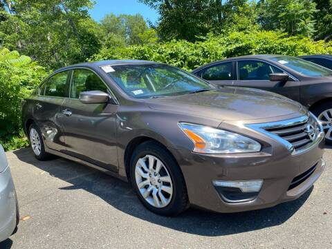 2015 Nissan Altima for sale at Royal Crest Motors in Haverhill MA