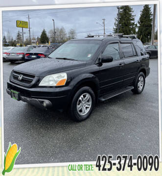 2005 Honda Pilot for sale at Corn Motors in Everett WA