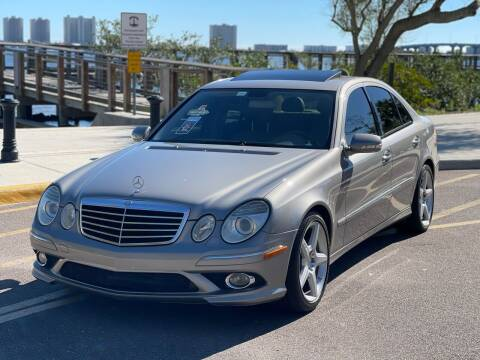 2009 Mercedes-Benz E-Class for sale at Orlando Auto Sale in Port Orange FL