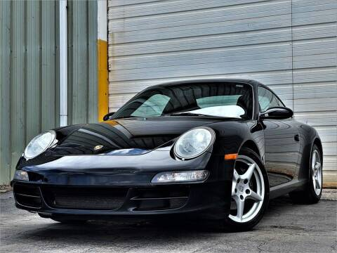 2007 Porsche 911 for sale at Haus of Imports in Lemont IL