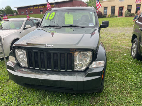 2010 Jeep Liberty for sale at Classified Pre-owned Cars of Marlboro in Marlboro NY