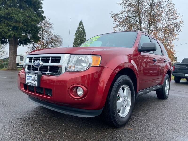 2012 Ford Escape for sale at Pacific Auto LLC in Woodburn OR