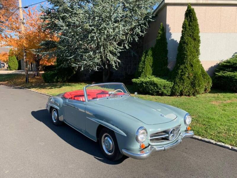 1963 Mercedes-Benz 190-Class for sale at Gullwing Motor Cars Inc in Astoria NY