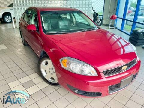2006 Chevrolet Impala for sale at iAuto in Cincinnati OH