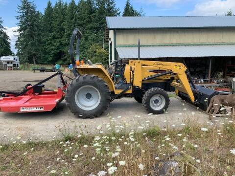 2005 Caterpillar Challenger MT295 for sale at DirtWorx Equipment in Woodland WA