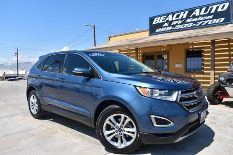 2018 Ford Edge for sale at Beach Auto and RV Sales in Lake Havasu City AZ