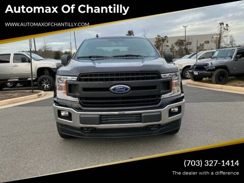2020 Ford F-150 for sale at Automax of Chantilly in Chantilly VA