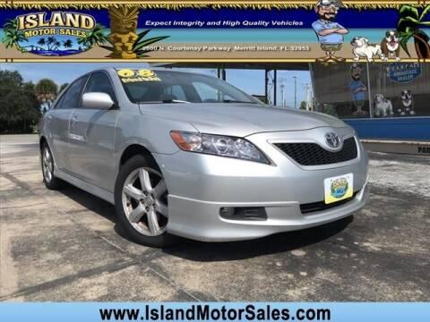 2008 Toyota Camry for sale at Island Motor Sales Inc. in Merritt Island FL