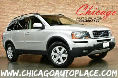 2007 Volvo XC90 for sale at Chicago Auto Place in Bensenville IL
