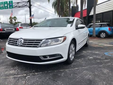 2016 Volkswagen CC for sale at Gtr Motors in Fort Lauderdale FL