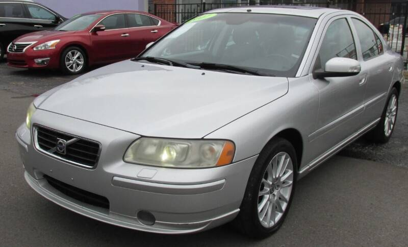 2007 Volvo S60 for sale at Express Auto Sales in Lexington KY