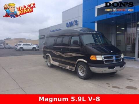 2003 Dodge Ram Van for sale at DON'S CHEVY, BUICK-GMC & CADILLAC in Wauseon OH