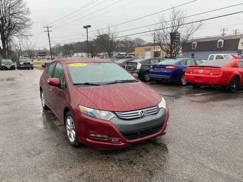 2010 Honda Insight for sale at Advantage Motors in Newport News VA