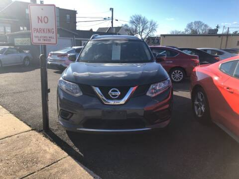 2016 Nissan Rogue for sale at Sharon Hill Auto Sales LLC in Sharon Hill PA