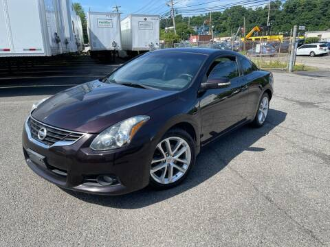 2012 Nissan Altima for sale at Giordano Auto Sales in Hasbrouck Heights NJ