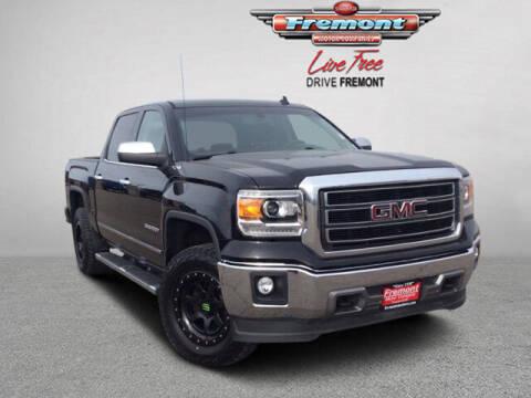2014 GMC Sierra 1500 for sale at Rocky Mountain Commercial Trucks in Casper WY