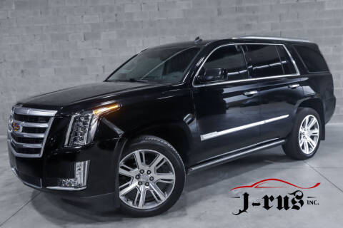 2015 Cadillac Escalade for sale at J-Rus Inc. in Macomb MI
