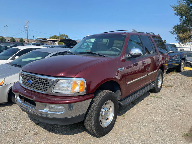 1997 Ford Expedition for sale at Cliff's Qualty Auto Sales in Spokane WA