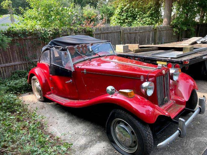 1952 MG MGB for sale at Haggle Me Classics in Hobart IN