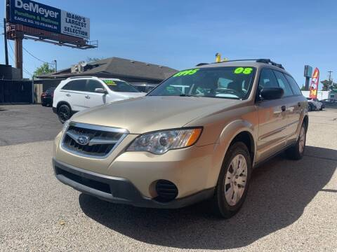 2008 Subaru Outback for sale at Boise Motorz in Boise ID