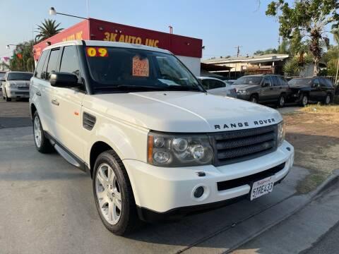 2006 Land Rover Range Rover Sport for sale at 3K Auto in Escondido CA