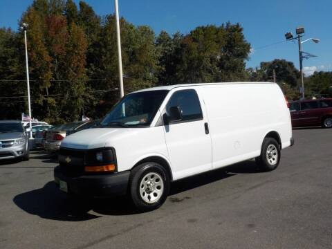 2014 Chevrolet Express Cargo for sale at United Auto Land in Woodbury NJ