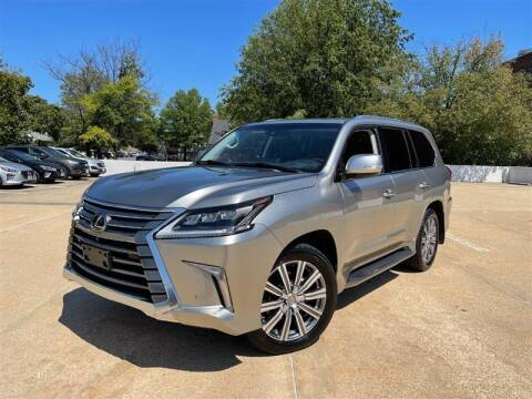 2016 Lexus LX 570 for sale at Crown Auto Group in Falls Church VA